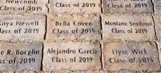 Order Your Alumni Bricks!