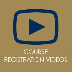 Course Registration - How to videos