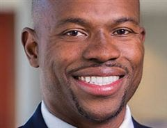 Dr. Brian Blake, Benedictine Military School Class of  1989, is the new provost at George Washington University