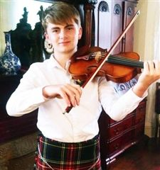 Congratulations, Colin '25 on becoming the the U.S. National Scottish Fiddling Juniors champion for 2020! The Norfolk Collegiate student has been vying for the distinction since he was 9 years old..