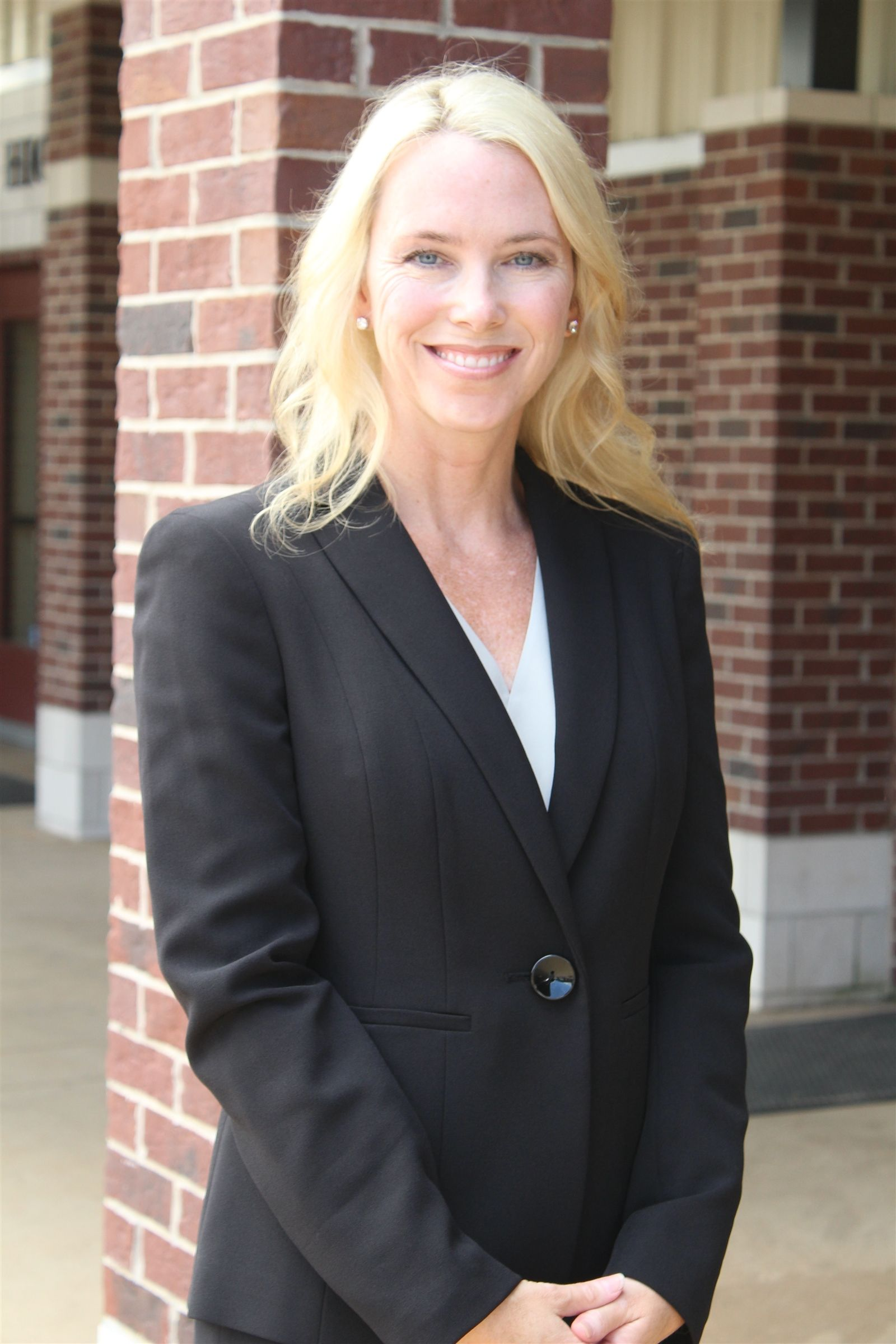 Photo of Andrea Harkins