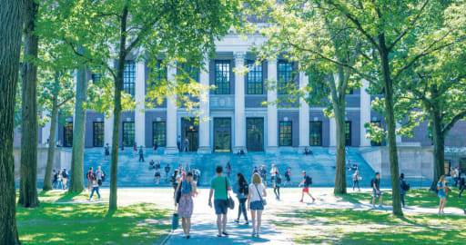 College Guide: Encouraging Resilience