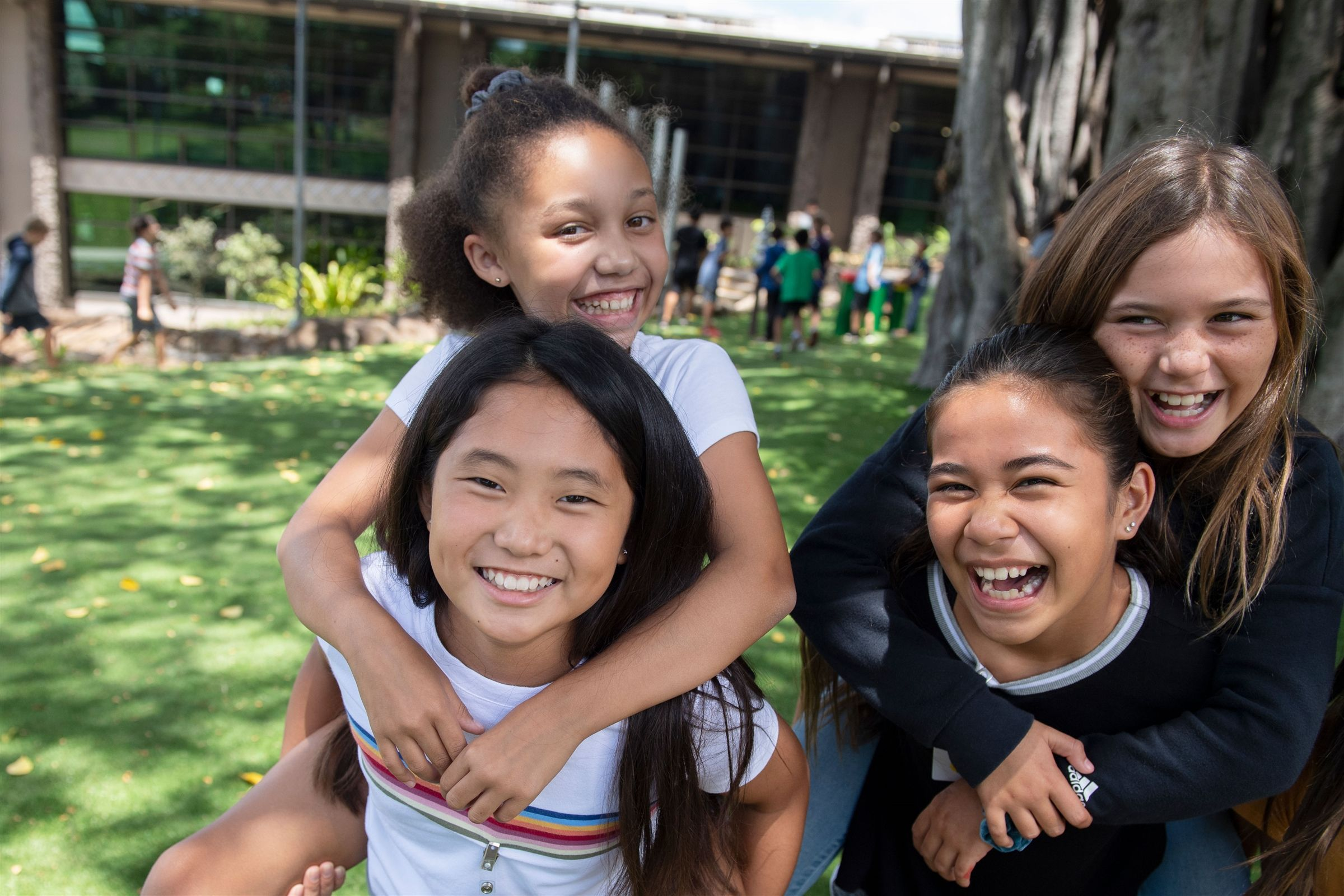 Giving to Punahou: 2019 Annual Report