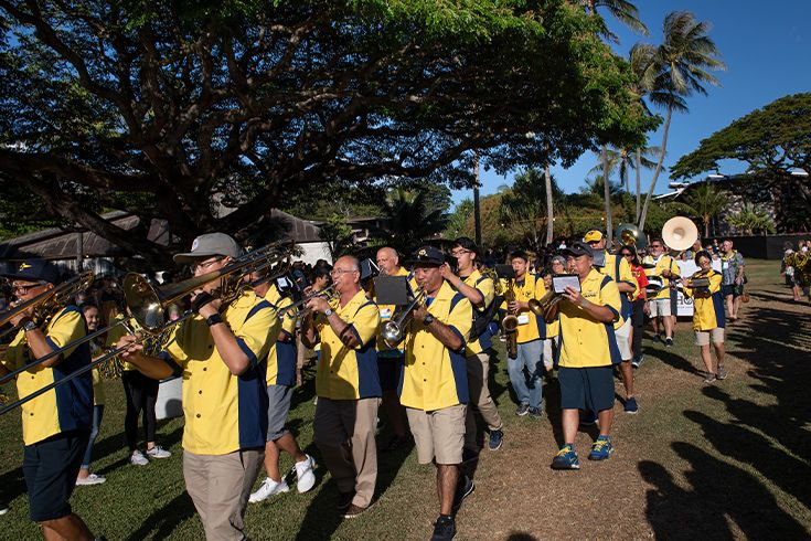 Oahu College Band