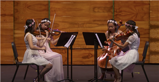 Spring Chamber Music Recital (May 5, 2018)