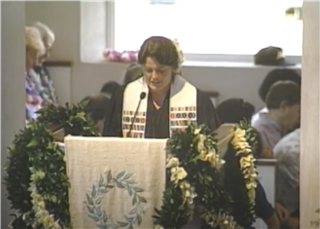 1991 Punahou School Baccalaureate Service (May 26, 1991)
