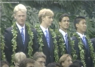 2001 Punahou School Commencement Ceremony (June 2, 2001)