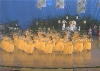 2001 Punahou School Holoku Pageant (May 12, 2001)