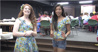 2011 Punahou Variety Show: Behind the Scenes (Punavision - March 2011)