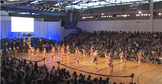 2015 Punahou Holoku Pageant (April 25, 2015)