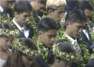 2000 Punahou School Commencement Ceremony (June 3, 2000)