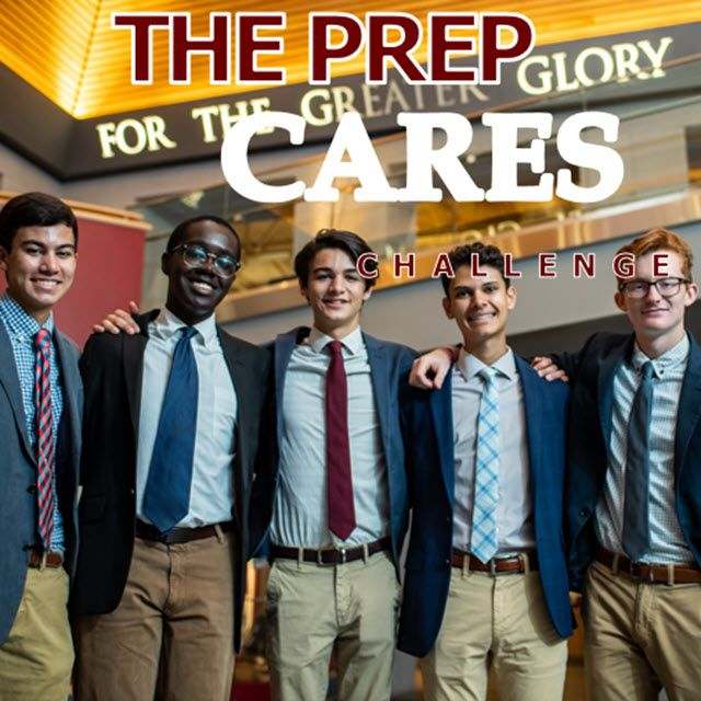 The Prep Cares Challenge