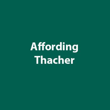 Affording Thacher