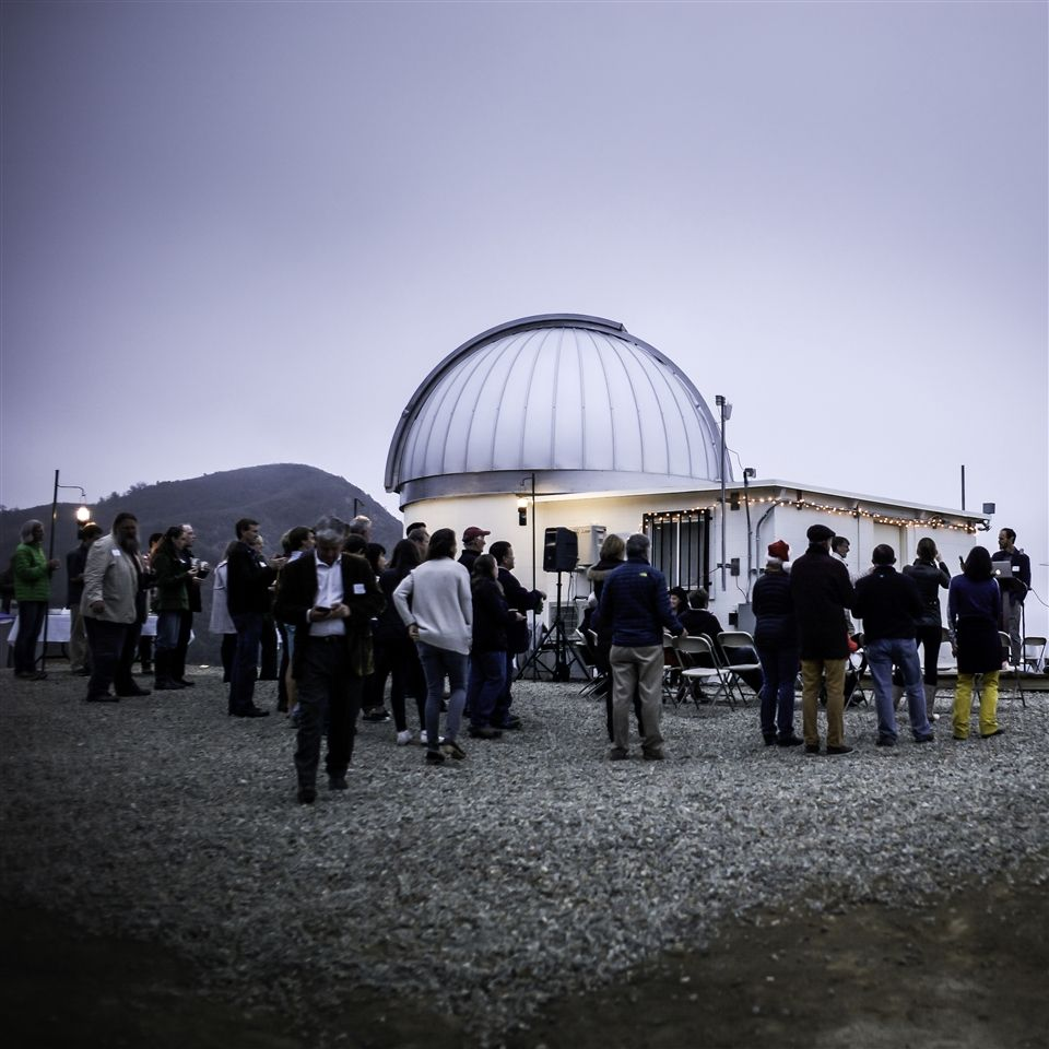 Dr. Jon Swift shares his vision for the future of the Observatory.