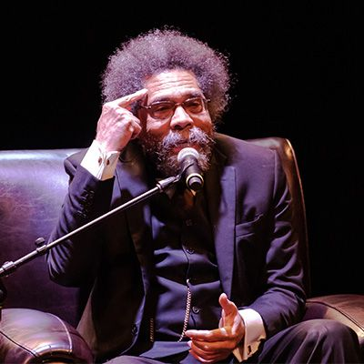 Dr. Cornell West, keynote speaker