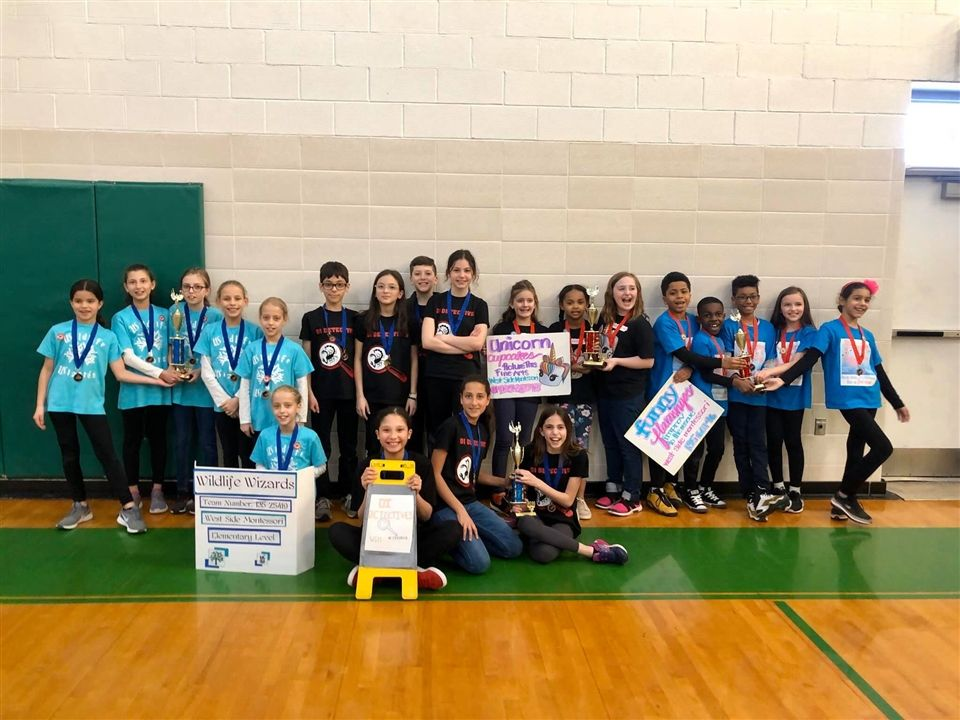 WSM Destination Imagination Teams