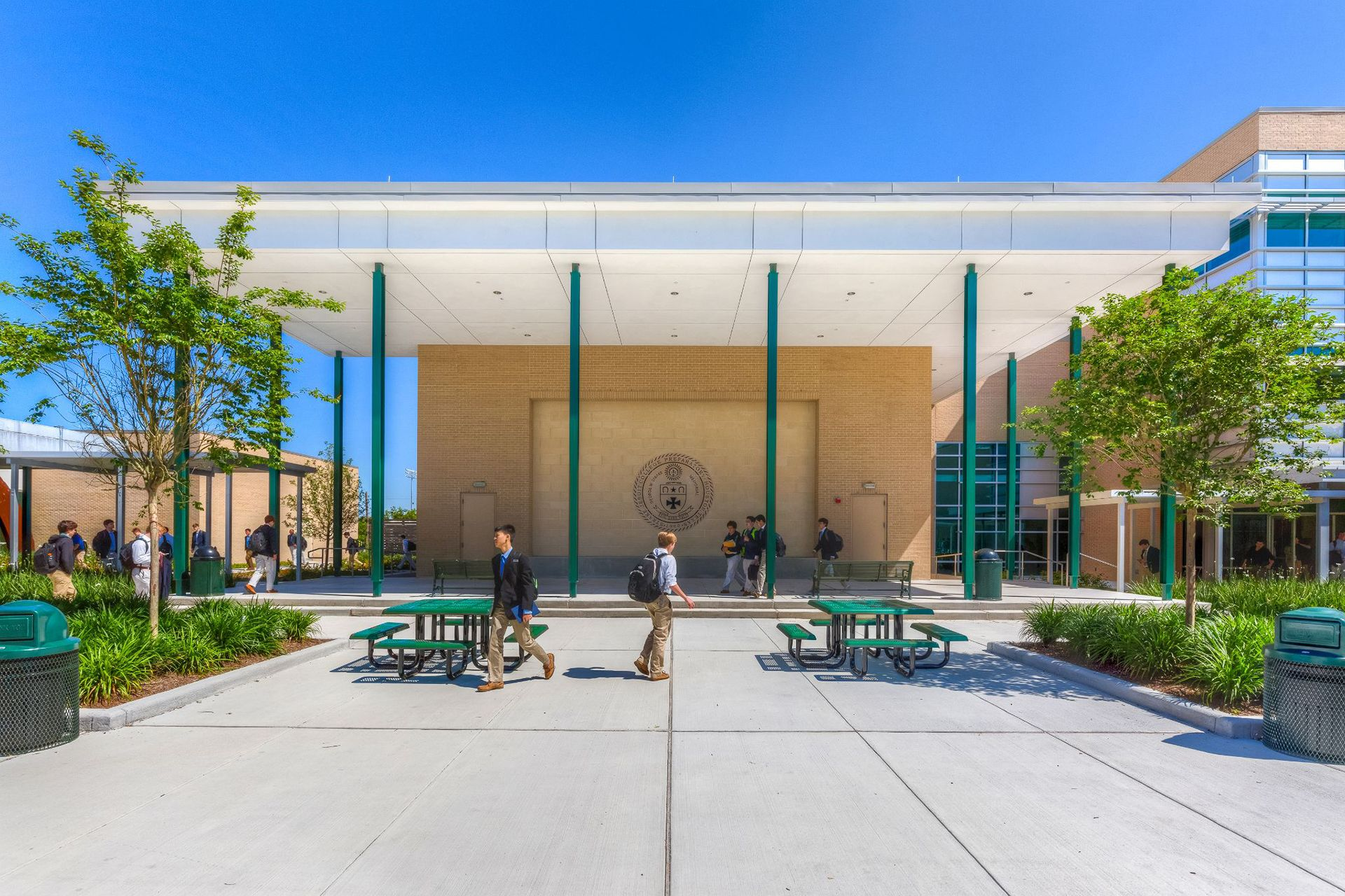 Strake Jesuit Virtual Tour