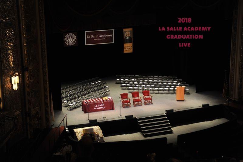 La Salle Academy GRADUATION LIVE STREAM Providence, RI