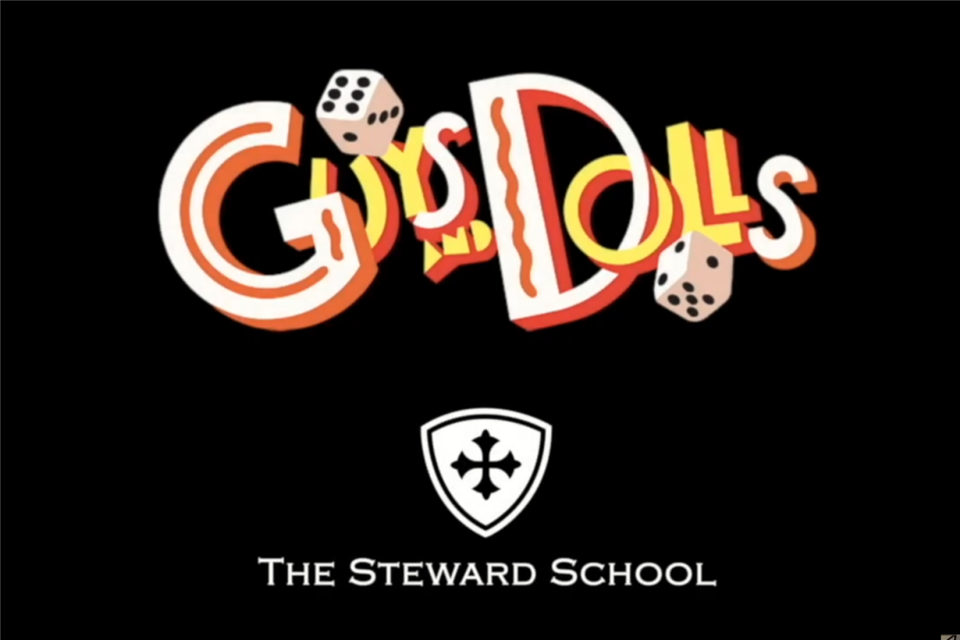 Guys and Dolls at The Steward School