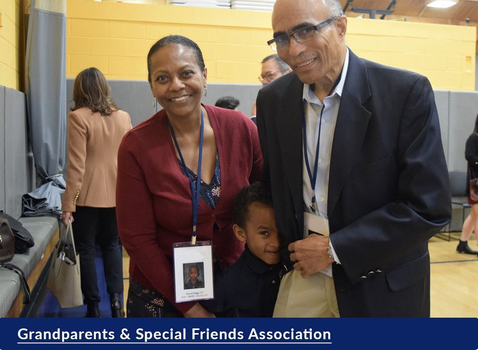 Grandparents & Special Friends Association