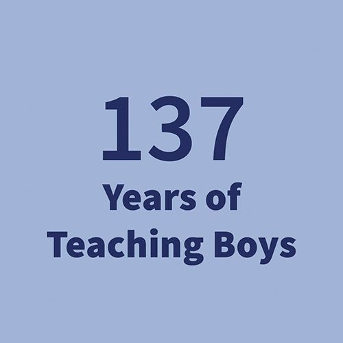 137 Years of Teaching Boys