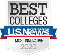 Best Colleges—U.S. News & World Report—Most Innovative 2020