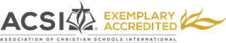 ACSI Exemplary Accredited
