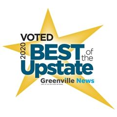 Voted 2020 Best of the Upstate