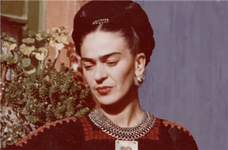 Faces and Frida - Google Arts and Culture