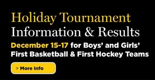 Holiday Tournaments
