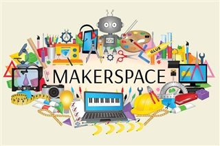 STEM Center's New MakerSpace