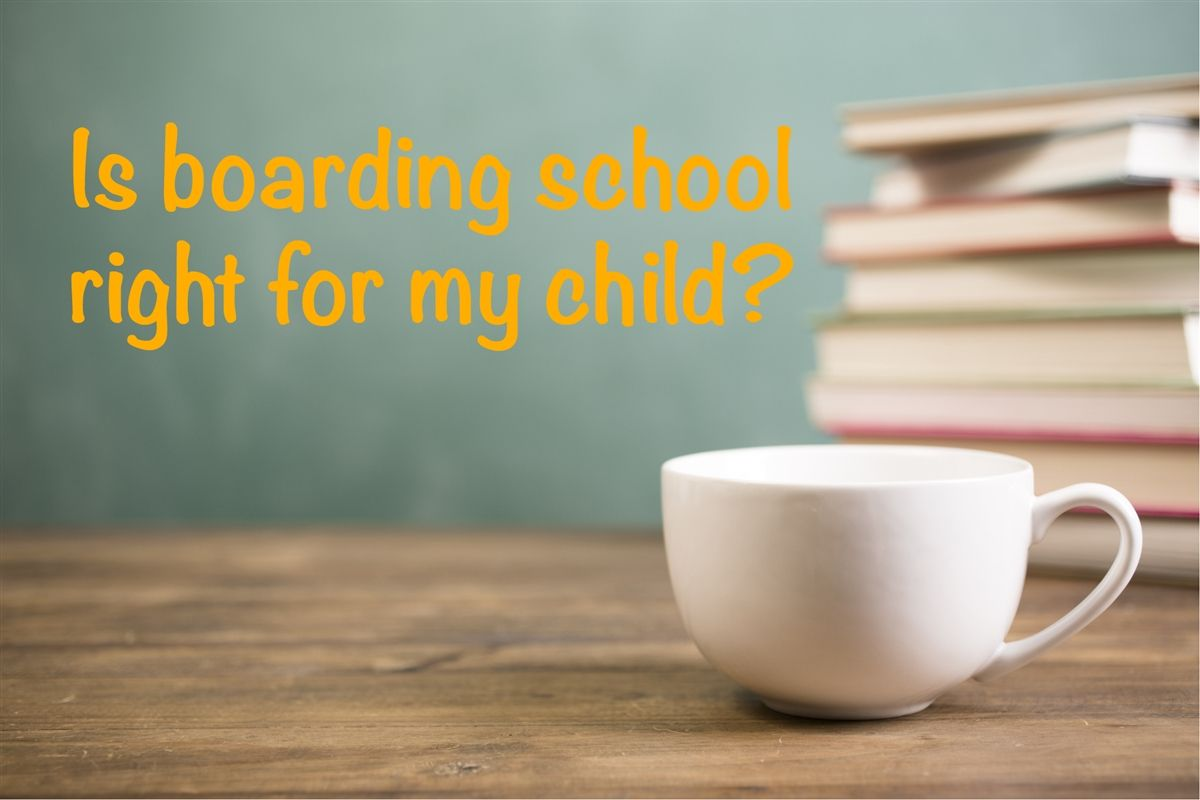 Is Boarding School Right for My Child?