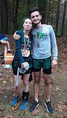 Medal winners