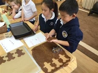 Kindergarten: The Gingerbread Project