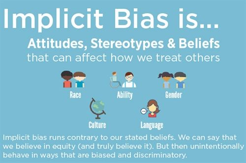 Image result for implicit bias