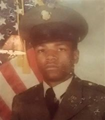 Carl Napier served in the U.S. Army from 1978 - 1981.