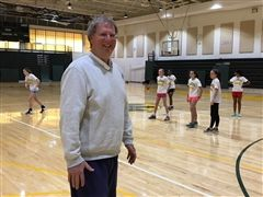 Mark Newlen has taught Middle School physical education at Collegiate since 1989.