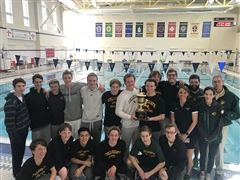 2018 Prep League Swimming and Diving Champions