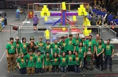 The Upper School robotics team, TORCH 5804, will compete in the FIRST Robotics Championship April 25-28 in Detroit.