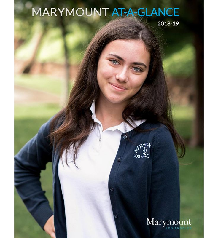 Marymount At-A-Glance