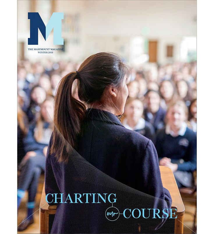 The Marymount Magazine, Winter 2019