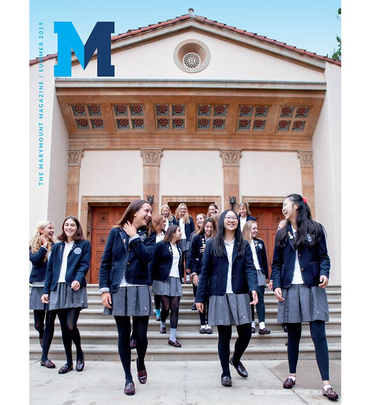 The Marymount Magazine, Summer 2019