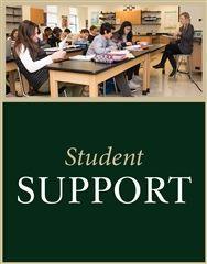 Student Support Button