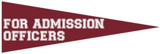 College Counseling - For Admission Officers