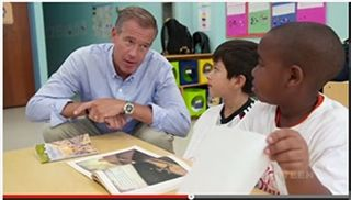 VIDEO: Horizons National Segment with NBC's Brian Williams