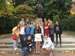 Model UN Team Travels to Vanderbilt University