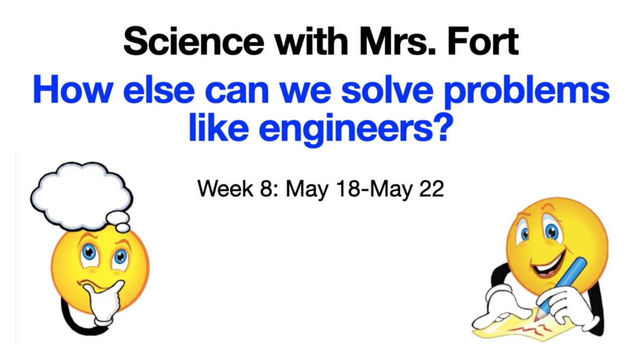 Science with Mrs. Fort