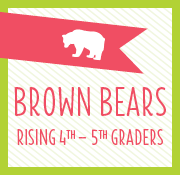 Brown Bears (Rising 4th & 5th)