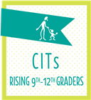 CITs (Rising 9th - 12th Graders)