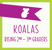 Koalas (Rising 2nd & 3rd)